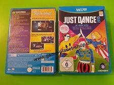 Just Dance 2015 Nintendo WIIug OVP Handheld kompl. Sammlung