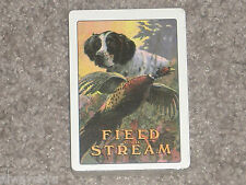 NEW Hoyle Field and Stream Poker Playing Cards