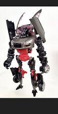 Transformers 2009 ROTF deluxe Sideways figure complete Revenge of Fallen Loose