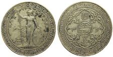 Great Britain - 1901-B Large Silver Trade Dollar, Beautifully Toned Grade