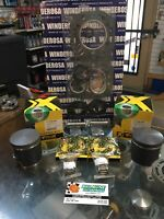 1989-1997 Polaris Indy 500 Classic, SKS, Pistons, Comp. Gaskets, 72mm Stock Bore