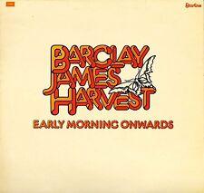 BARCLAY JAMES HARVEST early morning onwards SRS 5126 uk emi starline LP PS VG/EX