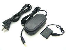 AC Power Adapter +DC Coupler For Fujifilm FinePix JV1004 JV150 JV160 JV200 JV205