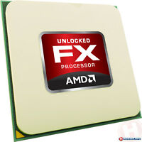 AMD FX Series FX-4100 Zambezi Quad Core CPU 3.6GHz Socket AM3+ FD4100WMW4KGU