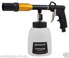 air Pistolet pulvérisateur Cleaning pneumatique de nettoyage Kfz innenreinigung