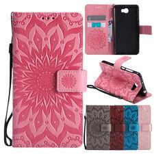 PU Leather Flip Case Cover For Huawei Y3 II Y3II 2 LUA-L02 LUA-L03 LUA-L22
