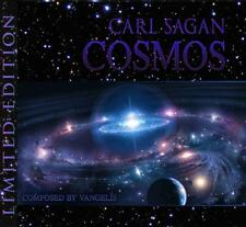 COSMOS 2CD - Vangelis - Limited Ed. Ultra Rare