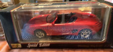 Maisto Special Edition 1:18 Red Ford Mustang Mach III