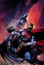 Superman Vs. Batman Comics  Fridge Magnet Decor Mancave #4   Dc Comics