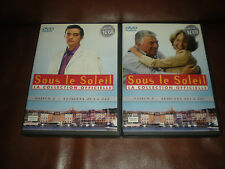 SOUS LE SOLEIL LA COLLECTION OFFICIELLE LOT DVD N°68 ET 69 SAISON 7 - 8 EPISODES