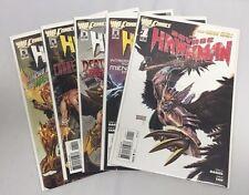 The Savage Hawkman - The New 52- # 1 2 3 4 5 Dc Comics Cr389