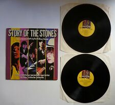 Rolling Stones Story Of The Stones 30 Original Greats 2 LP K-tel Label