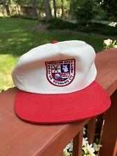 Vintage American Golf Hall Of Fame Snapback Hat New Rare