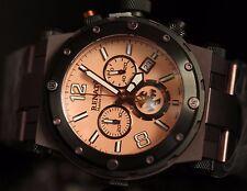 Renato Men's Destructor Limited Ed. DE.H Gun Metal Champagne Dial Watch