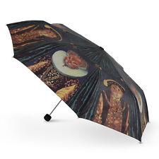 Cascada Collection - Art Print Manual Folding Umbrella - Royal Cats