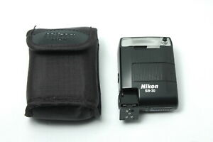 [Near MINT] Nikon SB-30 Speedlight Shoe Mount Flash from JAPAN F02