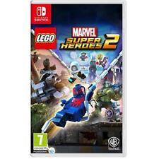 Lego Marvel Superheroes 2 nintendo Interrupteur Neuf et Scellé Jeu Ru