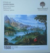 Flight into Egypt ~ 1500 Pieces Wentworth Wooden Jigsaw Puzzle