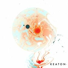 KEATON - KEATON - LP TRANSPARENT VINYL NEW SEALED 2017 - COPY # 024/100