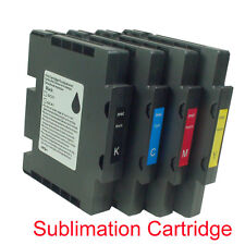 Sublimation Ink Cartridge for Ricoh Aficio SG3120SF SG7100 SG7100DN SG3110 GC-41