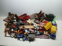 1 + Kilogram of Rare Playmobil Accessories Massive amount Lot 1