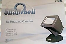 ACUANT ScanShell SnapShell IDR ID Reader Scanner with iDscan Software & License
