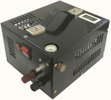 12V 280W Portable Air Compressor 30Mpa / 4500psi High Pressure for Tank Filling