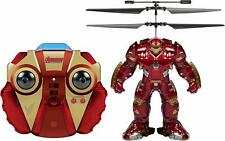 Avengers Iron Man Hulkbuster Helicopter Figure Marvel IR 2CH Radio Controlled