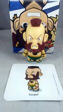 Kidrobot Street Fighter Series 2 Green Zangief 1/20