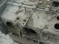 type iii 3 no bar engine block case Volkswagen VW air cooled 1600cc notch back