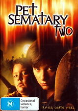 Pet Sematary Two (2) - Drama / Horror / Mystery / Thriller / Violence - NEW DVD