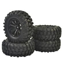 "1:10 RC Off Road Car Beach Rock Crawler Tire Wheel Rim Crawlr 96mm/108mm 1.9"""