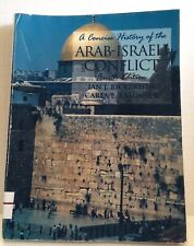 Concise History of the Arab-Israeli Conflict by Bickerton, Ian J.