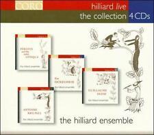 Hilliard Live - The Collection (Hilliard Ensemble) CD NEW