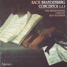 Bach - Brandenburg concertos 1,2,3 (Roy Goodman) CD