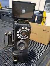 VNTG 3 SLOT GRAY WESTERN ELECTRIC PAY PHONE 150G TELEPHONE 155G