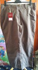 Hawkshead Pantaloni Nuovo Con Etichette LUPIN spedíto Chestnut Taglia 18
