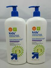 Up & Up Kids Sunscreen Lotion Broad Spectrum Spf 50 16 fl oz each Lot of 2 New