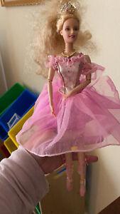 Barbie in the Nutcracker The Sugarplum Princess 2001 Doll