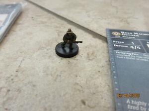 Spielfigur Bren Machine Gunner 12 Stück Axis and Allies Neu und OVP