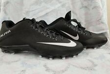 Mens Nike Football Cleats Alpha Pro Fly Wire Men's Size 14 #719930-010