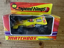 MATCHBOX NEW SUPERKINGS - K-34 - THUNDERCLAP - YELLOW -  BOXED