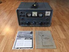 Hammarlund HQ-145A Ham Radio Communications Receiver