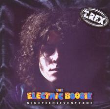 T. REX, THE ELECTRIC BOOGIE : NINETEENSEVENTYONE, 5 CD + DVD-V BOX SET (SEALED)