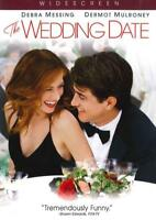 THE WEDDING DATE NEW DVD