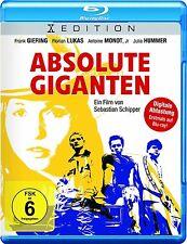 ABSOLUTE GIGANTEN (Frank Giering, Florian Lukas) Blu-ray Disc NEU+OVP