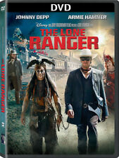 The Lone Ranger [New DVD] Ac-3/Dolby Digital, Dolby, Dubbed, Subtitled