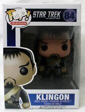 Funko Pop Star Trek #84 Klingon Vinyl Figure