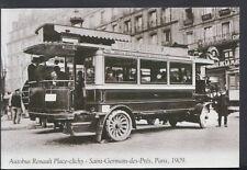 Transport Postcard - Autobus Renault Place-Clichy, Saint-Germain-Des-Pres RR2636