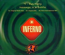 T-Factory - Message in a Bottle (3 trk CD)